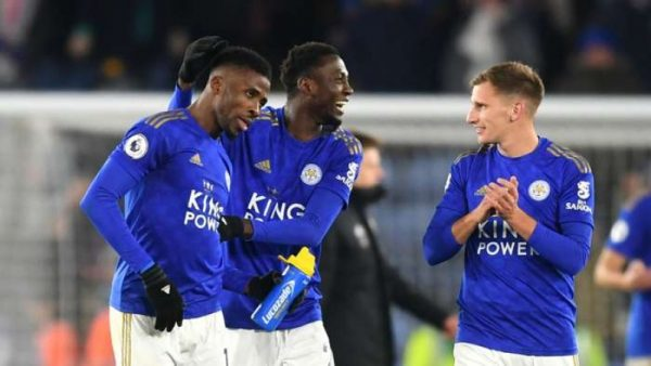 Ndidi, Iheanacho taste victory as Leicester City beat Chelsea to win 2021 FA Cup