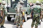 Soldiers descend on Enugu community over killing of policemen