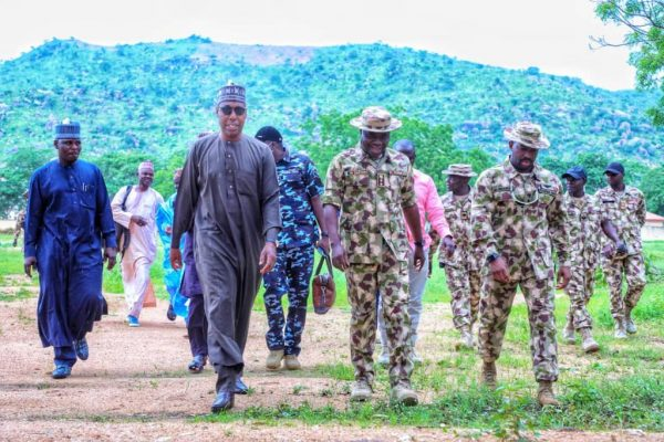 Borno is in a state of confusion over Boko Haram's surrender - Zulum