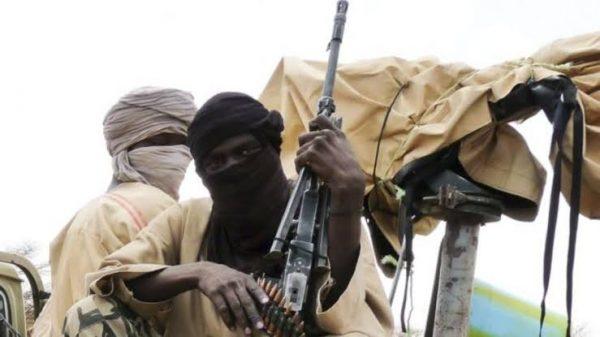 Gunmen at Oyo prison, By Lasisi Olagunju